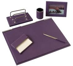 Purple Desk Organizers Witching Office Arte Then Office Line Desk Set Deskset Prova B