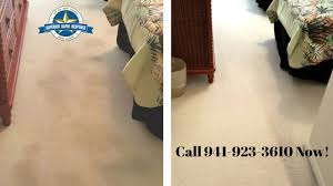Upholstery Cleaning Sarasota Professional Carpet Cleaner Sarasota Fl Youtube