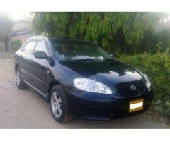 transmission toyota corolla 2003 toyota corolla se auto transmission model 2003 for sale in karachi