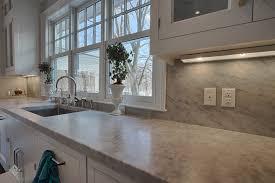 thick carrara kitchen quartz bathroom honed carrera marble