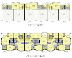 floor plans for units terrific multi unit house plans ideas best inspiration home design