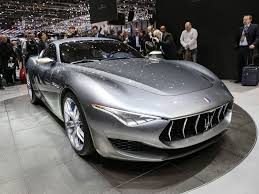 maserati concept cars maserati plans to electrify its lineup starting in 2019 roadshow