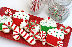 christmas cookie decorations home decorations