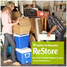 donate items to the green mountain habitat for humanity restore