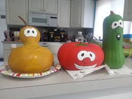 jimmy the gourd bob the tomato larry the cucumber from