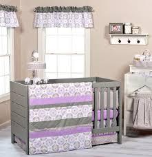 Nursery Bedding Set Florence 3 Piece Crib Bedding Set Trend Lab