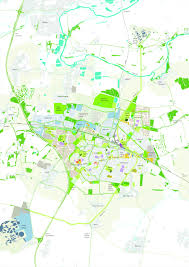 Map Of Oxford England by Bid Submitted For 500m Of Infrastructure Improvements In