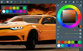 procreate for android artflow paint draw sketchbook android apps on play