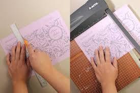 folded wedding program diy tutorial free printable folded wedding program weddbook