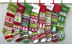 personalized wool knitted