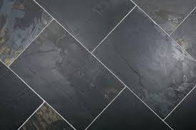 best black slate tile with black rustic slate tiles black rustic