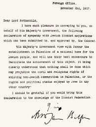 In Which Would You Expect The Best Transmission Of Light Balfour Declaration Wikipedia