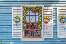 Easter Decorations For Window by Beautiful Photos Of Duffy U0027s Easter Fair 2015 Tdr Explorer