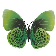 12pcs 3d butterfly wall stickers fridge magnet home decoration