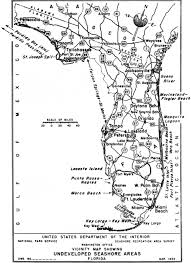 Lake Wales Florida Map by National Park Service Atlantic And Gulf Coasts Recreation Area