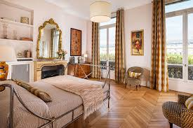 parisian style bedroom luxury retreats magazine