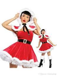 womens santa costume fashion women portfolio high quality christmas costume