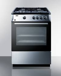Slide In Gas Cooktop Pro24g Summit Appliance
