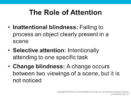 Change Blindness Task Chapter 4 Sensation And Perception Objectives 4 1 The Interaction
