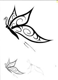 butterfly tattoo design by onlyonemoomin on deviantart