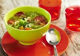 comment cuisiner chou vert potée de chou vert au chorizo croquons la vie nestlé
