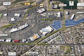 Mesa College Map Mesa Az Mesa Riverview Retail Space Kimco Realty