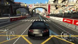 prague car forza motorsport 5 prague track czech republic gt r black