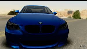 bmw stanced bmw m5 e60 stanced for gta san andreas