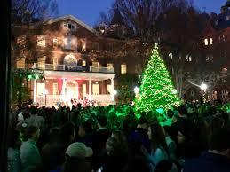 jeep christmas tree georgetown univ georgetown twitter