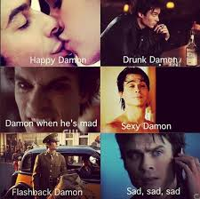 Vire Diaries Memes - 27 best damon salvatore images on pinterest the vire