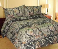Camo Bedding Sets Queen Amazon Com Woodland Camo Comforter Spread 1 Piece King Home