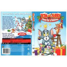 the tom and jerry tom and jerry paws for a holiday dvd big w