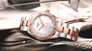 tissot ladies bracelet watches images Tissot pr100 sport chic and flamingo ladies 39 watches ablogtowatch