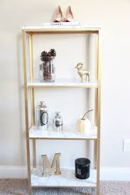 Ikea Bathroom Hacks Diy Home Improvement Projects For by The Easiest Diy Hack To Glam Your 14 99 Ikea Hyllis Shelf Unit