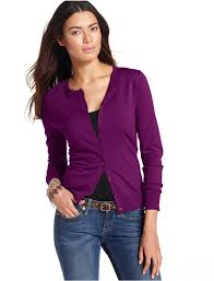purple cardigan sweater august silk sleeve silk blend cardigan where to buy how
