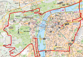 Chicago Hop On Hop Off Map by Maps Update 21051488 Prague Tourist Map U2013 Prague Printable
