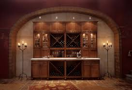 Wine Kitchen Decor by Decorating Charming Furniture Ideas By Mid Continent Cabinetry
