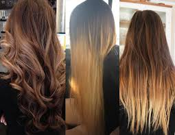 hombre hairstyles 2015 how to do ombre hair at home for dark hair easy and quick