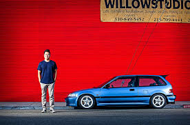 si e auto sport recaro jonathan wong his 90 civic si when everything goes wong photo