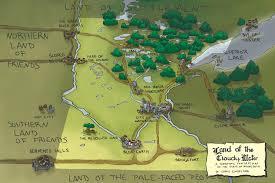 State Fair Mn Map Wonderfully Nerdy Minnesota U0027fantasy U0027 Map Traces Cities U0027 Names