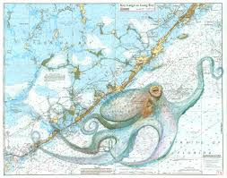 Map Florida Keys by Keys Octopus