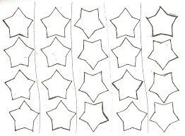 small star template patterns patterns kid