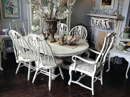 painted dining room set dining table awesome painting dining room table with chalk paint