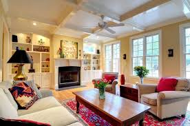 Ceiling Fan For Living Room 26 Gem Living Rooms With Ceiling Fans Pictures