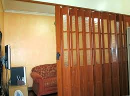 accordion doors interior home depot accordian room divider wall ideas home depot dividers