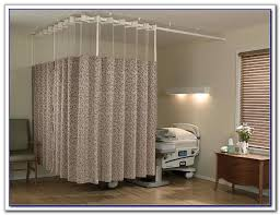 Hospital Curtains Track Hospital Curtain Track Amazon Curtains Home Design Ideas
