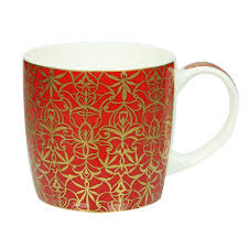 red fusion china mug gift ideas from the east india company