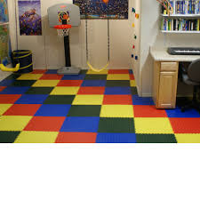 PVC Floor Tiles Modular PVC Floor Tiles Garage Flooring Tiles - Flooring for kids room