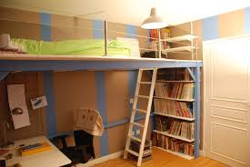 chambre ado avec mezzanine mezzanine sur mesure pour une chambre d adolescent atelier
