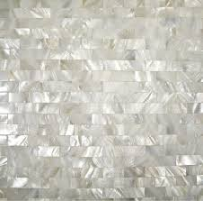shell tiles for kitchen backsplash bathroom wall and floor